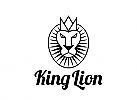 XYK, Zeichen, Signet, Löwe, Löwenkopf, König der Löwe, Löwe mit Krone