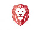 Zeichen, Zeichnung, zweifarbig, Signet, Symbol, Löwe, Logo