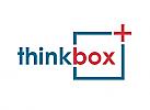 Zeichen, zweifarbig, Symbol, Plus, Box, Logo