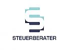 §, Zeichen, Symbol, S, Steuerberater, Logo