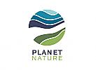 Öko, Zeichen, Signet, Symbol, Planet, Erde, Logo, Energie, Umwelt