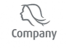Frau Profil Logo