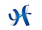 XYK, Zeichen, Initial, Buchstabe, H