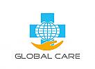 Zeichen, Symbol, Welt, Kreuz, Hand, Hilfsorganisation, Welthilfe