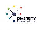 ö, Zeichen, Signet, Symbol, Personalentwicklung, Marketing, Coaching, Diversity, Logo