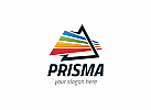 Ö, Zeichen, Prisma, Prism, Dreieck, bunt, Perspektiv Logo