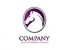 Pferd Logo, Hengst Logo, Kraft Logo, Mähne Logo,Firma Logo, Unternehmen Logo, Beratung Logo, Logo, Grafikdesign, Design, Branding