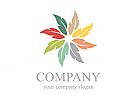 Blatt Logo, Natur Logo, Hände Logo, Pflege Logo, Garten Logo, Firma Logo, Unternehmen Logo, Beratung Logo, Logo, Grafikdesign, Design, Branding