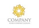 Gold logo, Geld logo, Finanzen logo, Netzwerk logo, Kommunikation logo, IT logo