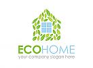 Öko logo, Natur logo, Zuhause, Gesundheit, Ökologie, Logo