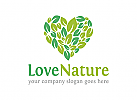 Öko, Natur, Botanik, Blatt, Grün, Umwelt, Logo