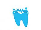 Zeichen, Zahn, Familie, Familienzahnarzt, Zahnarzt