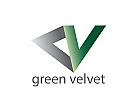 Zeichen, Initial, V, Velvet