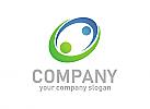 Hilfe, Beratung, Erfolg, Menschen, Logo