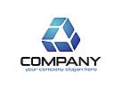 Dreieck Logo, Sicherheit Logo, Vorhängeschloss Logo, Sicherheit Logo