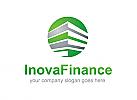 Erfolg, Finanzen, Bank, Kreis, Fortschritt, Investition, Beratung, Logo