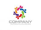 Team Logo, Gruppe Logo, Beratung Logo