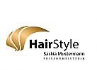 Zeichen, Haare Locke, Friseurladen, Friseursalon, Friseurmeisterin