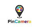 Software, Reisen, Anwendung, Kamera, Objektiv, Logo