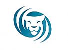 Zeichen, Signet, Symbol, Spirale, Löwe, Logo