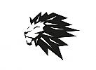 Zeichen, Signet, Symbol, Blitz, Löwe, Logo