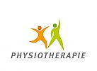 Zeichen, Menschen, Physiotherapie, Praxis für Physiotherapie