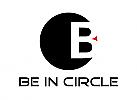 Zeichen, Initial B, Kreisfläche mit B