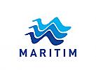 Zeichen, Wasser, Wellen, maritim, Meer
