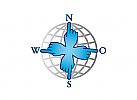 Zeichen, Welt, Kompass, Richtung, Längen- und Breitengrade