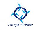 Zeichen, Windkraft, Energie, Windenergie