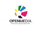Medien logo, Bunt logo, Firma Logo, Unternehmen Logo, Beratung Logo, Logo, Grafikdesign, Logo