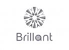 Zeichen, Zeichnung, Signet, Brillant, Diamant, Logo