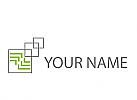 Zeichen, Zeichnung, Rechtecke, Fliesen, Fliesenleger, Logo
