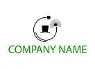 Schornsteinfeger Werkzeuge, Schornsteinfeger, Logo