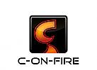 Zeichen, Initial C, Feuer, Flamme