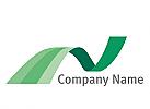 Zeichen, grünes Band, Versicherung, Consulting