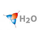 Zeichen, Formel, H2O