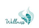 Zeichen, Symbol, Blüten, Duft, Wellness, Spa