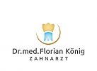 Zeichen, Symbol, Zahn, Zahnarzt, Zahnarztpraxis