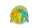 Zeichen, Symbol, zwei Menschen, Sieger, Consulting, Coaching