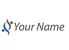 §, Zweifarbig, Rechtsanwalt, Paragrafzeichen, Logo