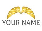 Zwei Flügel, Wappen, Logo