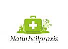 Zeichen, Symbol, Naturheilpraxis, Heilpraktiker