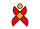 Zeichen, Symbol, Mensch, X-man