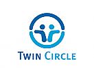 Zeichen, Symbol, zwei Menschen, Consulting, Coaching