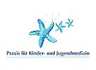 Logo Design mit einem Seestern