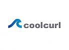 Zeichen, zweifarbig, Welle, Meer, Wasser, Sport, Surf, Urlaub, Hotel, Reisebüro, Logo