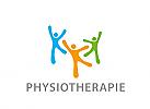 X, X, Menschen, Gruppe, Physiotherapeuten, Physiotherapie, Orthopädie