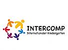 X, Kinder, Kindergruppe, Internationalität, Kindergarten