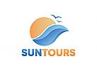 Ö, Zeichen, Sonne, Meer, Landschaft, Reisen, Reiseservice, Urlaubsreisen
